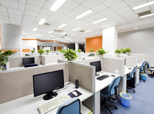daily office cleaning services