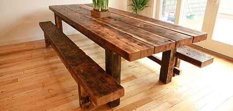 custom wood furniture douglas county