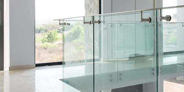 Glass decks that is designed and crafted aesthetically