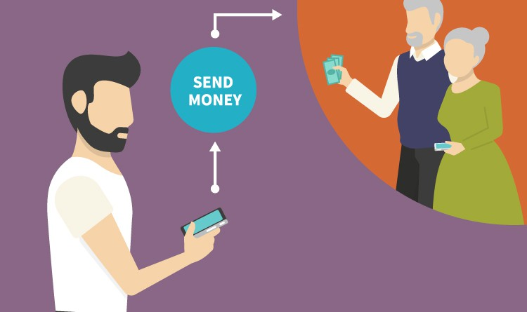 How to send money online and what to watch out for?