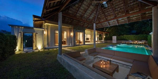Services offered at Beach Villas