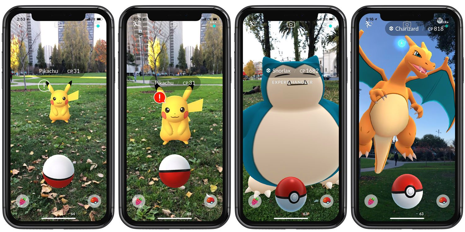 Get New Updates on Your Pokemon Go Game
